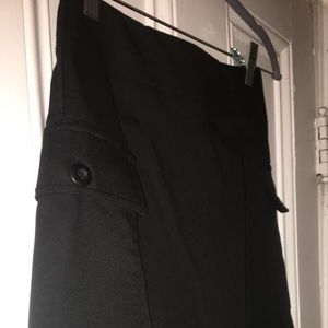 Brandy Khaki skirt